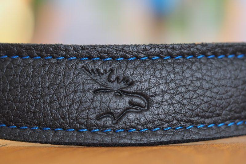 3379 schwarz/schwarz EDDYCAM KN blau Anschluss, Logo