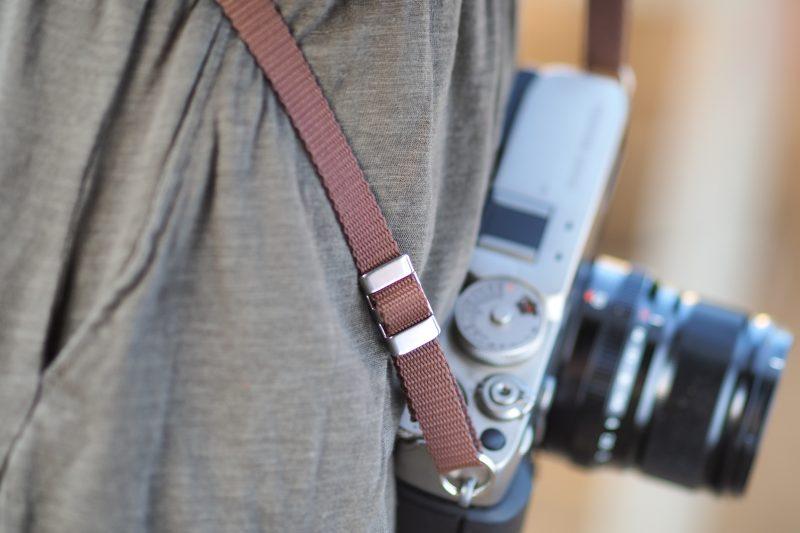 Vintage EDDYCAM an Kamera