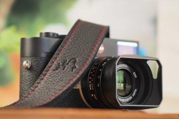 3577 schwarz KN rot mit Leica M10R