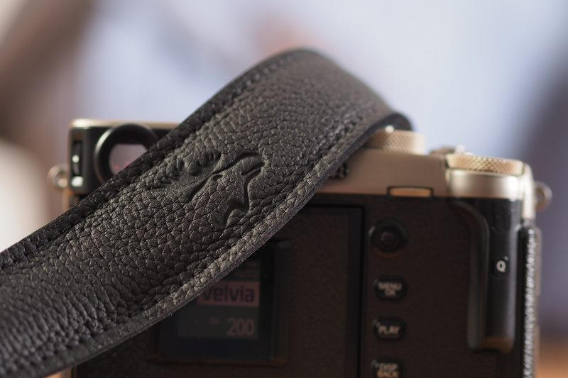 4201 schwarz mit Fujifilm X-Pro3 EDDYCAM