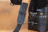 EDDYCAM 3307 natur / natur Kontrastnaht Anschluss mit Leica Q
