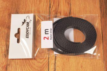 0122 Band schwarz 2m EDDYCAM